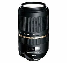 Tamron SP 70-300mm f/4-5.6 Di VC USD Telephoto Zoom Lens for Nikon DSLRs NEW!!