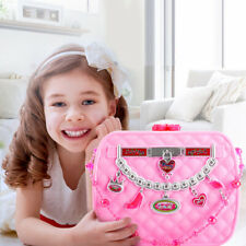 1 Set Fashion Girl Children Makeup Cosmetic Pretend Play Kit Princess Toys Gift