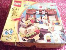 LEGO 3833 SpongeBob SquarePants Krusty Krab Adventures NEW