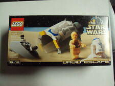 LEGO Star Wars - Rare Droid Escape 7106 - R2-D2 C-3PO
