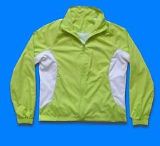 SERGIO TACCHINI S-TECH..SMALL..POLYESTER JACKET..MESH LINED THIN SPORTS TOP COAT