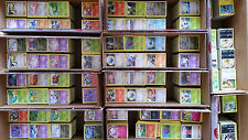 Lot Of 100 NEW Pokemon Cards - Rares, Commons, Uncommons - No Duplicates