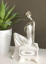 Lady Sculpture Home Decor Jewellery / Trinket Draw #14