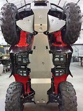Honda Rubicon 500 IRS-15-17-Full Belly Skid Plate Set 3pc