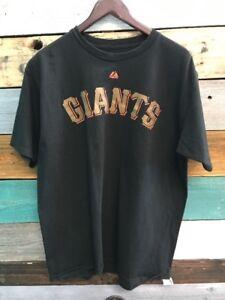 San Francisco Giants Short Sleeve Size Large