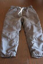 Thermo Baby Hose grau Gr. 92 von C&A Jungen