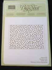 Stampin' Up DECORATIVE DOTS Textured Impressions Embossing Folder