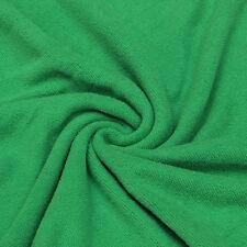 Serviettes, draps et gants de salle de bain vert sans marque