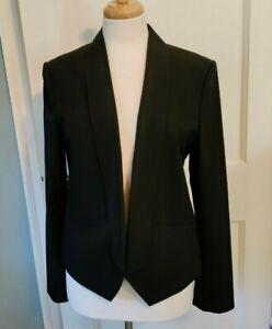 Ann Taylor Black Jacket Size 12. New w/Tags