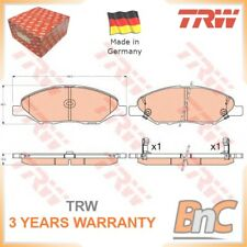 FRONT DISC BRAKE PAD SET FOR NISSAN TRW OEM 41060AX085 GDB3577 HEAVY DUTY