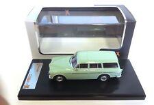 1/43 Ixo/premiumx Volvo 220 Amazon 1962 Vert clair Prd.373