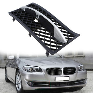 For BMW 530i 535i 550i 528i 2011-2013 2012 Front Right Bumper Grille Grill Cover