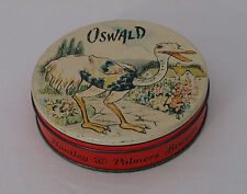 Vintage Oswald Huntley & Palmers Biscuits Tin (B5)