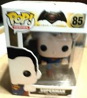 FUNKO POP HEROES  SUPERMAN VINYL FIGURE NEW IN BOX # 85
