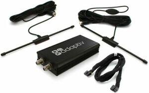 Universal Freeview DVB-T T2 HDMI USB HD PVR Digital In Car TV Tuner & Aerials