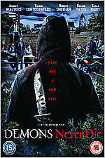 Demons Never Die (DVD, 2012) NEW AND SEALED