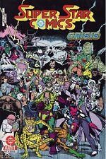 Super Star Comics N°7 - DC Comics - Eds. Arédit - 1986
