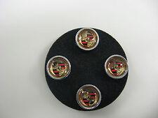 Porsche Colored Valve Stem Caps **PNA70500200**