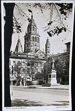 Ansichtskarten aus Rheinland-Pfalz mit Stempel