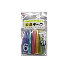 Kutsuwa Stad Pencil Cap, Metal, 6 Colors (RB016)