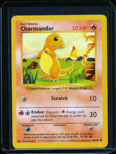 1999 POKEMON GAME CHARMANDER 46/102 SHADOWLESS