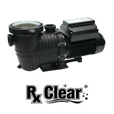 Rx Clear Mighty Niagara 1.5 HP In-Ground Variable Speed Swimming Pool Pump