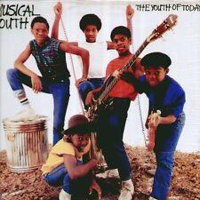 "MUSICAL YOUTH "" THE YOUTH OF TODAY "" LP SIGILLATO   MCA - RICORDI  ITALY RARO"
