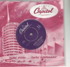 GENE VINCENT AND THE BLUE CAPS FRANKIE AND JOHNNY VERY RARE CAPITOL  45 1958
