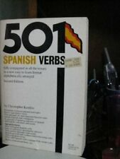 501 Spanish Verbs fully conjugated in all the tens