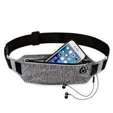 Running Waist Pouch Belt Sport Mobile Phone Holder Running Waist Pack Gym Bag
