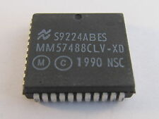 MM57488CLV-XD (COP888CL) NSC 8-Bit Microcontroller im PLCC44 Gehäuse