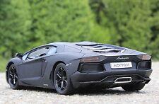 RC Lamborghini Aventador mit AKKU & LICHT Länge 34cm Ferngesteuert 2.4GHz 50015