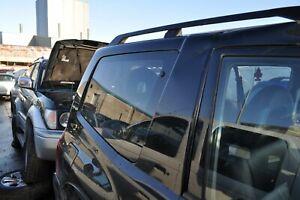 mitsubishi shogun window glass rear left + right swb 99 - 06 mk3 3 door