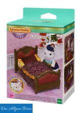 Sylvanian Families Town 5366 Luxus Bett Luxury Bed Epoch Neu OVP