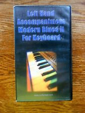 Left Hand Accompaniment Modern Blues Ii For Keyboard By Alex Glaros