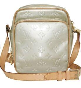 Louis Vuitton Wooster Vernis Camera Bag