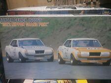 Hasegawa 1/24 Toyota Celica 1600GT' 1972 Nippon Grand Prix 'modelo kit de coche