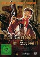 Das Wirtshaus im Spessart (DVD, Region 2, German Import) Ships in 12 hours!!!