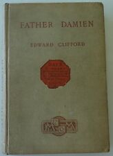 Two scarce books on Father Damien