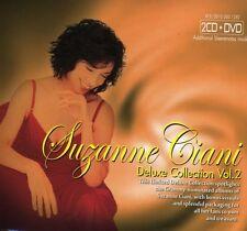 Ciani,Suzanne - Vol. 2-Deluxe Collection (2010, CD NUOVO)
