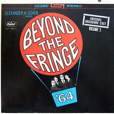 Beyond the Fringe '64 V2  - Original Broadway Cast LP