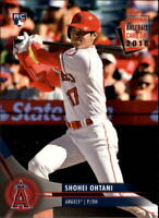2018 Topps National Baseball Card Day Base Singles (Pick Your Cards)