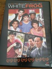 WHITE FROG-GAY/LGBT INTEREST DVD-LIKE NEW-WATCHED ONCE-GREAT MOVIE