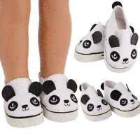 Cute Animal Shoes Dolls Shoes For 14.5 inches Doll 1/3 Suit Baby Doll and S J7X8