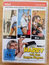 Harry mit den langen Fingern DVD mit James Coburn Pidax Film-Klassiker