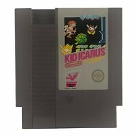 Kid Icarus 5 Screw (1987) Authentic Tested Works