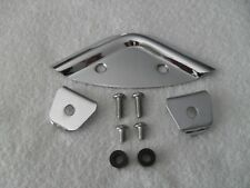HARLEY DAVIDSON HERITAGE SPRINGER FLSTS BACKREST PAD HARDWARE KIT-**BRAND NEW**