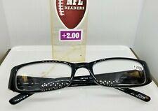 NOS NFL Baltimore Ravens Reading Glasses +2.00 Power