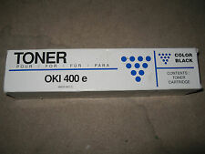 TONER OKI 400e BLACK (LOT DE 3*)