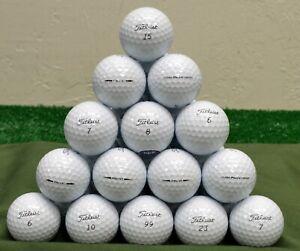 36 Titleist ProV1 4A High Number Golf Balls